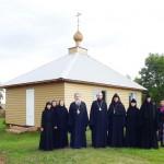 3. На монастырском холме