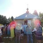 2. Успение 2019 г. Тадулинский монастырь.